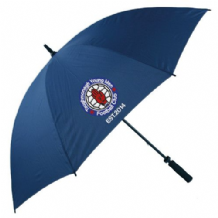 Taughmonagh Young Men Supporters Umbrella - Navy